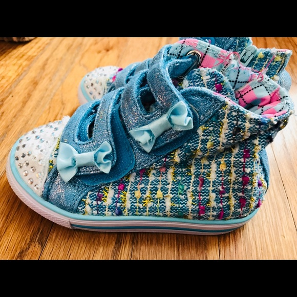 Skechers Shoes | Worn Once Twinkle Toes